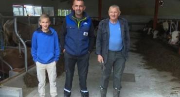 Umjesto bijega u Njemačku, otvorio hotel za krave