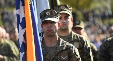 Ministarstvo obrane i OS BiH sudjelovali na vojnom hodočašću u Mariji Bistrici