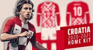 HNS: Slike koje su objavljene ne predstavljaju dres koji će Hrvatska nositi