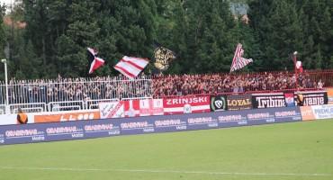 Pogledajte što su Ultrasi poručili nogometašima Zrinjskog nakon utakmice protiv Sarajeva