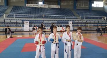 Odlični rezultati na 1. Kolu lige regije Hercegovine za Karate klub 'Široki Brijeg'