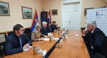 Čović se sastao s izaslanstvima Hrvatskog nacionalnog vijeća i Demokratskog saveza Hrvata u Vojvodini