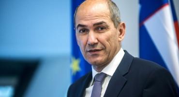 Janša: 'Slovenija bi morala Hrvatskoj pomagati pri kontroli granice s Bosnom i Hercegovinom'