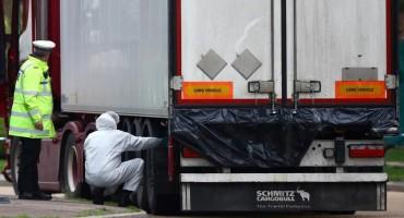 Policija potvrdila: Sve žrtve u kamionu pronađenom u Velikoj Britaniji su Vijetnamci