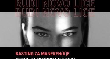U petak u Mostaru kasting za maneken(k)e