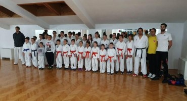 Ostvarena suradnja između rehabilitacijskog centra ''Život'' i Karate kluba ''Zrinjski'' Mostar