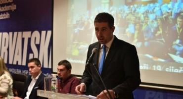 Mladež HDZ-a BiH Mostar broji 3500 članova, formirano 28 temeljnih ogranaka