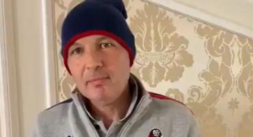 Mihajlović: Pobijedit ću bolest jer uz sebe imam i vas i obitelj