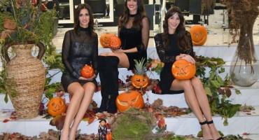 Halloween je dobio jednu potpuno novu dimenziju! Umjesto zastrašujućih maski glumice i missice blistale pozirajući uz šašave bundeve