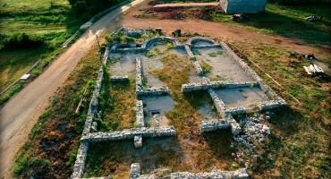"""Kulturno – povijesna baština: Bazilika u Mokrom i """"Mokriskik"""""""