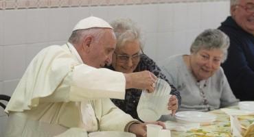 Poruka pape Franje povodom susreta sa siromašnima u Lourdesu