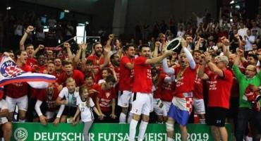 Njemački prvak na pragu senzacije u Ligi prvaka, Franjo Delić dvostruki strijelac za TSV Weilimdorf