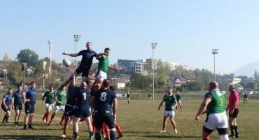 Ragbi reprezentacija BiH poražena od Bugarske