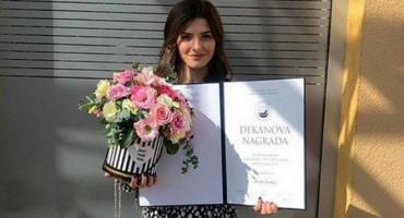 Gruđanka Sara Šimić ima čak tri Dekanove nagrade