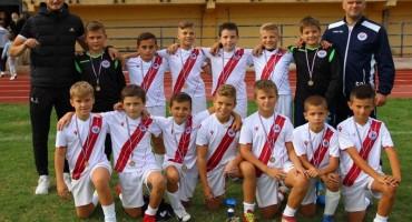 Mali nogometaši HŠK Zrinjski zauzeli treće mjesto na Memorijalnom turnir 'Ante Erić' u Čitluku