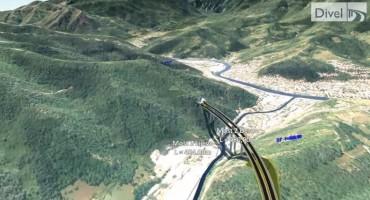 Pogledajte video simulaciju tunela Prenj