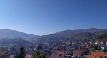 Milas na polaganju kamena temeljca nove zgrade Doma zdravlja u Kiseljaku