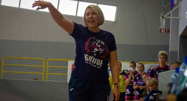 Nakon odličnog starta u regionalnoj ligi za Hercegovina.info govori trenerica HŽRK Grude Zlata Zubac