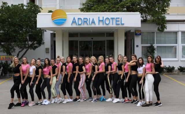 Pripreme za finalni izbor 'Miss BiH za Miss svijeta'