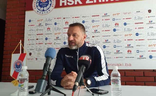 Hari Vukas: Iznimno sam tužan što odlazim iz Zrinjskog