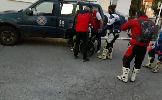 Na Borju između Livna i Kupresa ozlijeđen talijanski državljanin