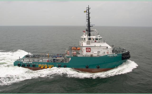 Potresni iskaz pomorca s broda Bourbon Rhode