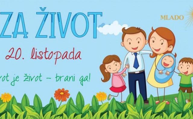 """Udruga Mlado Sunce organizira kampanju """"Dani za život"""""""