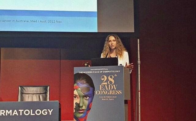 Mostarska liječnica Anita Gunarić sudjelovala kao predavač na 28. kongresu Europske akademije dermatologije i venerologije u Madridu