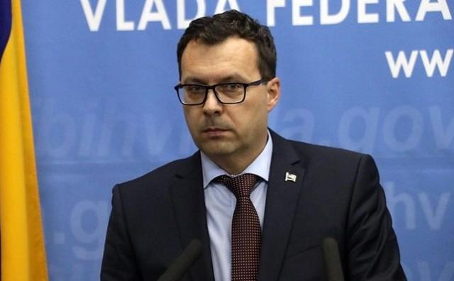 Džindić demantirao da je Vlada FBiH odbila ponudu za Aluminij: 'O tome nije bilo ni rasprave'