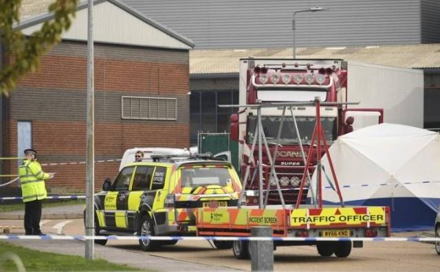 Zbog 39 leševa u hladnjači uhićeni muž i žena iz Engleske