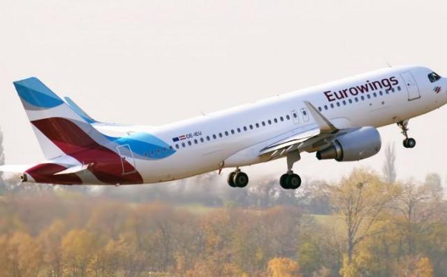 Eurowings traži novac da bi letio za Mostar