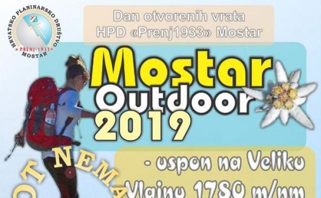 HPD Prenj 1933 Mostar i ove godine organizira planinarenje i druženje pod nazivom 'Mostar Outdoor'