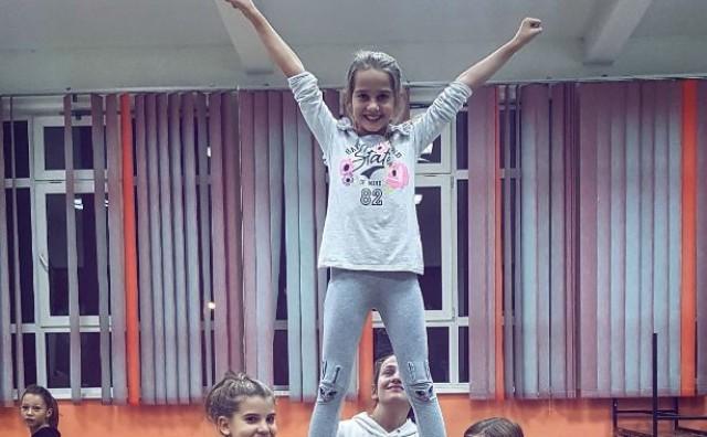 Krenuo sa radom Hrvatski cheerleading klub Grude