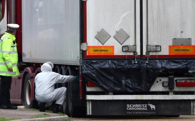 Među 39 žrtava pronađenih u kamionu u blizini Londona je 10 tinejdžera