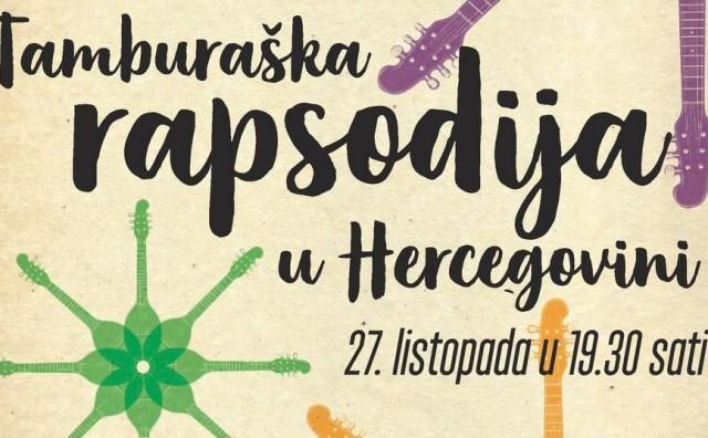 Tamburaška rapsodija u Hercegovini