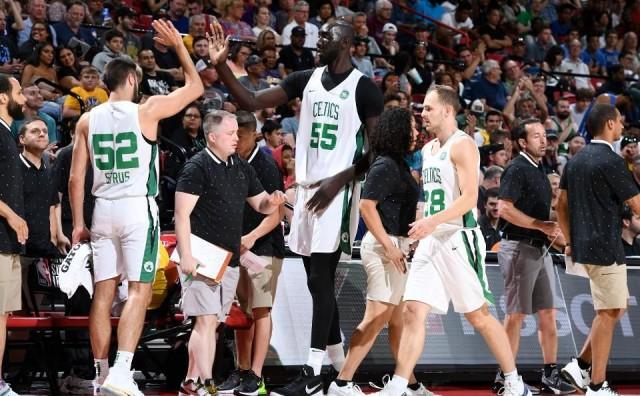 Nevjerovatna nezgoda najvišeg igrača NBA lige
