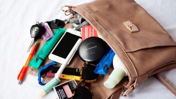 Unutrašnjost vaše torbe prljavija je od WC školjke, a može se vrlo lako očistiti