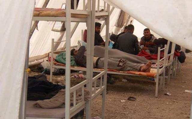 Međunarodna organizacija za migracije pozvala bh vlasti da ne dopuste zatvaranje kampova za ilegalne migrante