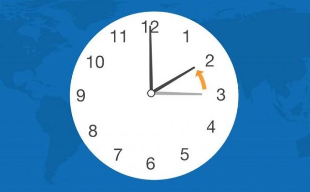 Ne zaboravite pomaknuti kazaljke na satu, prelazimo na zimsko računanje vremena