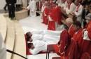 POVIJESNI DOGAĐAJ ZA BOBANOVO. Blagoslovljena nova crkva, zaređena tri bogoslova