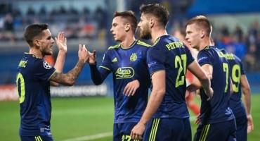 U velikoj drami na Maksimiru Dinamo ispustio pobjedu u sudačkoj nadoknadi