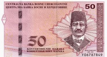 U Hercegovini otkrivene lažne novčanice od 50 KM
