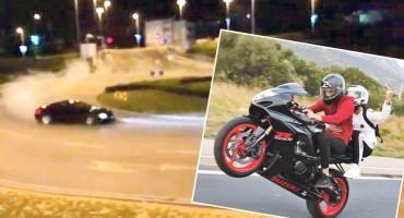 Divljak na motociklu u 24 minute napravio milijun kuna vrijedne prometne prekršaje