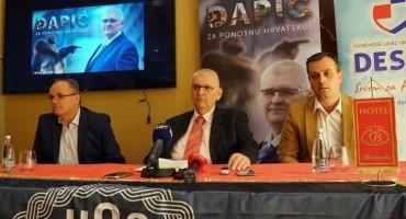 Anto Đapić nije predsjednički kandidat Hrvatske stranke prava