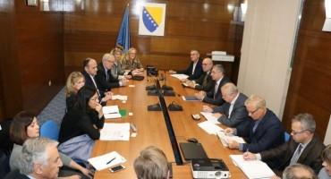 Delegacija Kongresa lokalnih i regionalnih vlasti Vijeća Europe posjetila CIKBiH