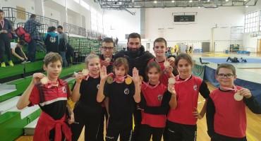 FOTO/ U tjedan dana judaši Hercegovca sudjelovali na četiri turnira te donijeli 31. medalju