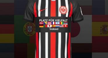 Nekadašnji nogometaš Zrinjskog zaslužan što će se zastava BiH naći na novim dresovima bundesligaša iz Frankfurta