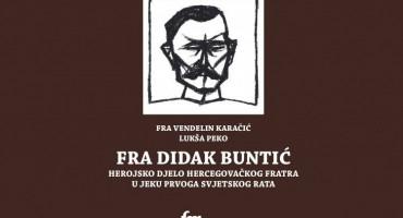 Izložba grafičke mape 'Fra Didak Buntić - Herojsko djelo'