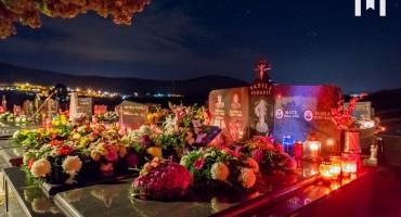 Pogledajte kako su sinoć izgledala groblja u župi Međugorje