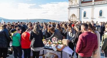 U Grudama proslavljen blagdan sv. Kate
